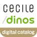 cecile/dinos digital catalog